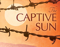 Book Cover Design: The Captive Sun