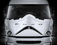 Fuso Trucks: May the fourth be with you social post
