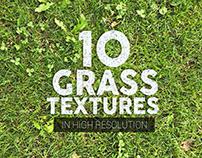 Grass Textures x10