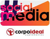Social Media - Corpo Ideal