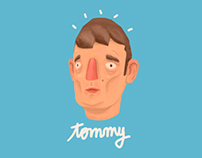 Tommy - 3D lowpo