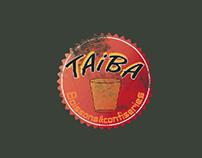 شعار خاص بمحل عصائر Logo for juice shop