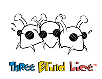 Three Blind Lice ™ Branding