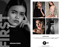 ADRIANA DORES || FIRST Models