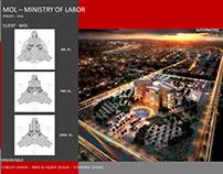 MOL – MINISTRY OF LABOR RIYADH – KSA altern. 1 / opt. 1