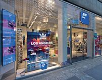 Adidas Los Angeles Campaign