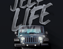Jeep Wrangler Mock Ad