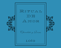 Ritual de Amor. Package and product design