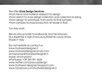 Shoe Design Services