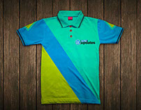 Polo Shirt Mockup Psd Template – Free Download