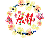 H&M – Global Campaign for new markets (Concept)