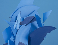 Broken Records/Blue