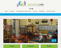 "Centro Diaconale ""La Noce"" -  web design"