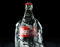 Iced Cocacola