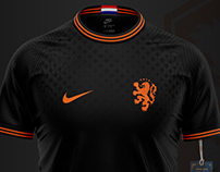 Netherlands away kit 2021