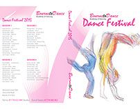 Dance display dvd cover and illustration
