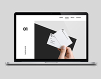 Portfolio Website | Web Design