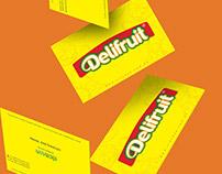 DeliFruit Branding.