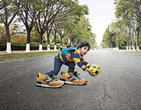 Audi Big Shoes Print Campaign