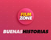 Film Zone Rebrand