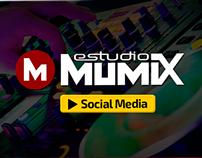 Social Media - Estudio Mumix