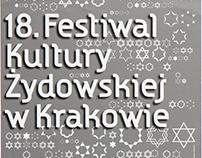 Poster of 18th Jewish Culture Festival