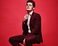 THE FASHIONISTO EXCLUSIVE: GREGG SULKIN BY BENJO ARWAS