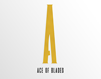 Ace of Blades Logo Concept