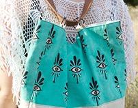 Textile design. Pattern making and illustration.