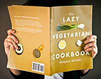 The Lazy Vegetarian Cookbook