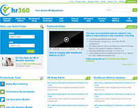 hr360 Responsive UI