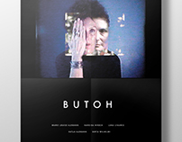 butoh • movie poster