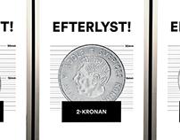 Riksbanken Efterlyst