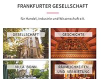 Frankfurter Gesellschaft