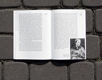 "Book design ""Julia Margaret Cameron"" by Virginia Wolf"