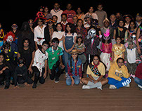 Indo-Canadian Halloween Party