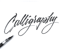 Calligraphy Collection - 2