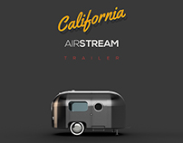 California AirStream Trailer