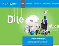 ARL - EPS SURA | Sitio Web