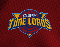 Doctor Who Universe Logos Teams