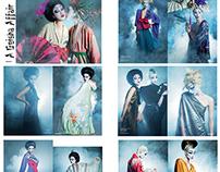 A Geisha Affair - HUF Magazine