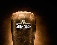 3d // Guinness Pint