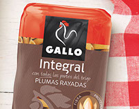 Pasta Gallo Integral