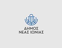 Municipality of Nea Ionia - Logo Design Proposal
