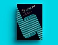 Poster by Xavier Esclusa Trias / Chanel Zero