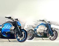 Bugatti Concept Bike Challenge - #1&2