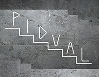 Pidval store logo