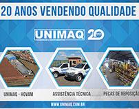 Banner Institucional para feira.