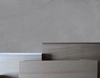 Modernistic furniture collection