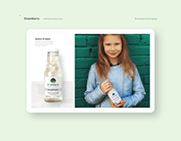 Greenberry - Branding & Packaging